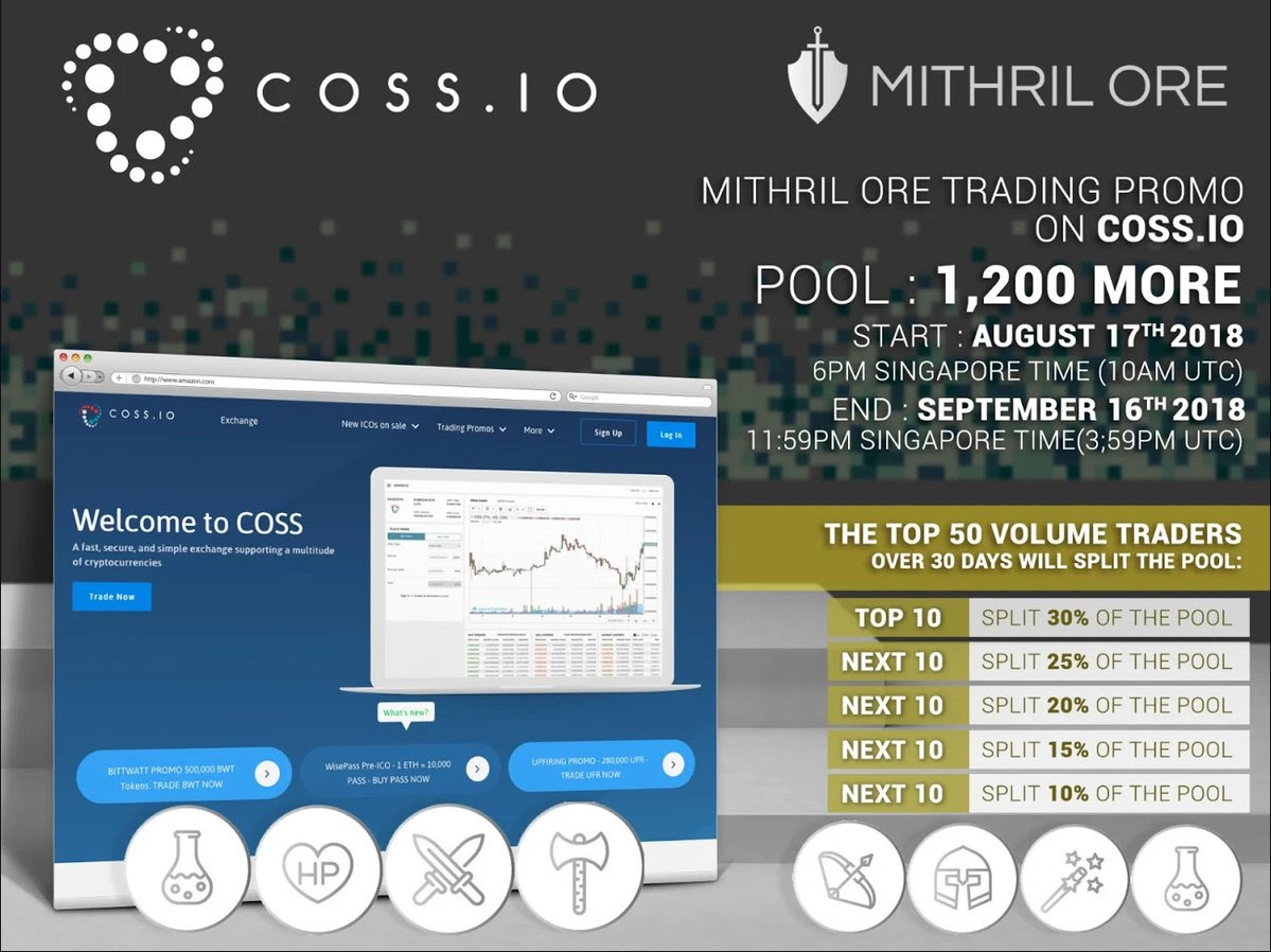 Mithril Ore News