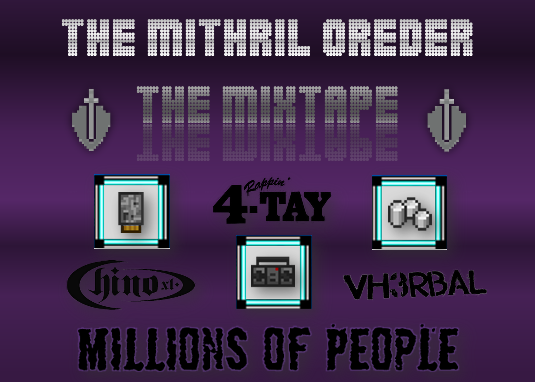 Rappin' 4Tay x Chino XL x Vherbal - Millions of People